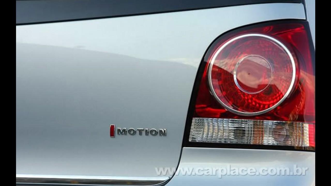 Volkswagen lança Polo I-Motion - Marca anuncia preços oficiais entre R$ 42.580 e R$ 53.815