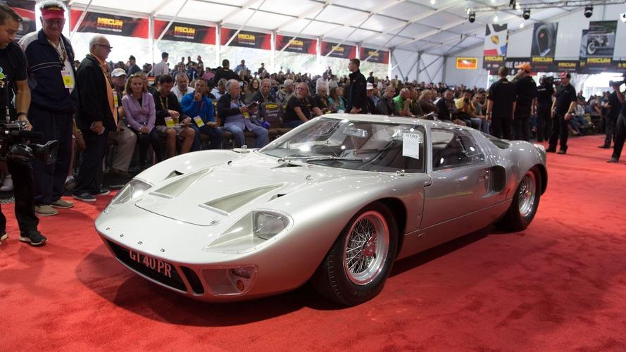 1966 Ford GT40 MkI