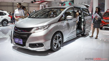 Honda HR-V and Odyssey with Mugen parts