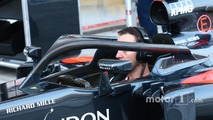 McLaren to test the Halo device