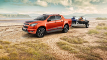 Holden Colorado Z71 unveiled