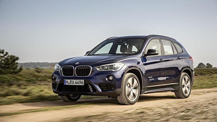 BMW X1 hybrid under consideration