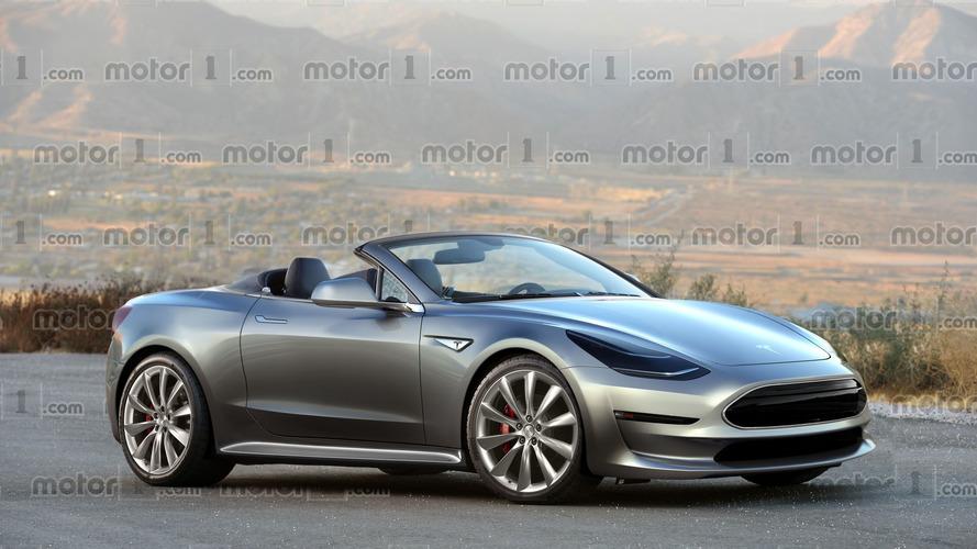 Une accélération dantesque pour le futur Roadster Tesla ?