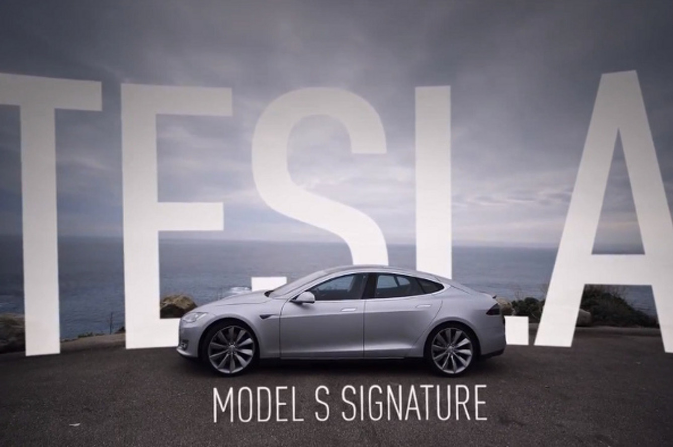 Video: Tesla Model S Reviewed by The 'Verge'