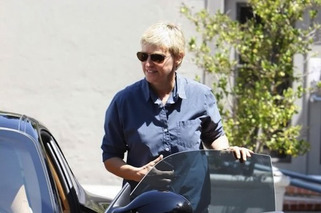 Ellen DeGeneres Is One Fast and Funny Lady