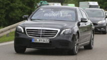 Mercedes Clase S 2018 restyling