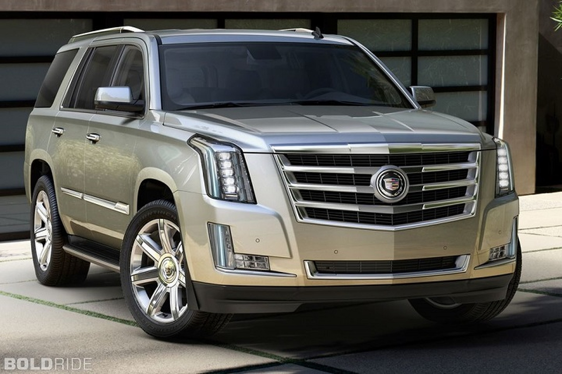 Is Cadillac Preparing a High-Performance Escalade V?