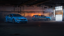La Volvo V60 Polestar, Safety Car du WTCC