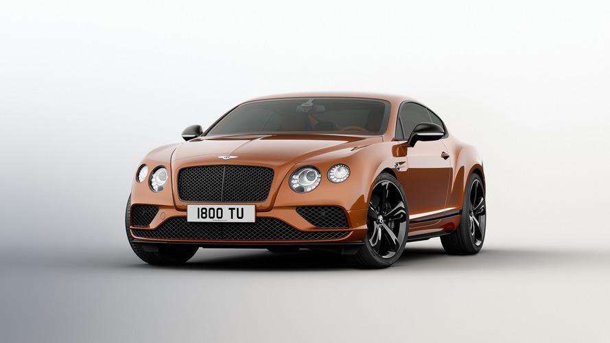 La Bentley Continental GT Speed et ses 642 chevaux débarquent