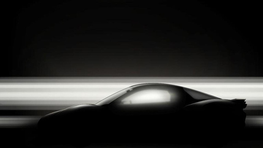 Yamaha concept car teased prior to Tokyo Motor Show reveal