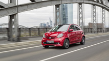 smart forfour BRABUS 2016