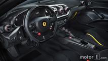 La Ferrari F12tdf contre la Ferrari 812 Superfast