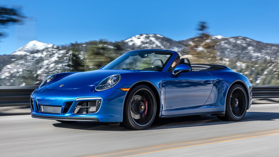 2018 Porsche 911 Carrera Gts First Drive Better In All