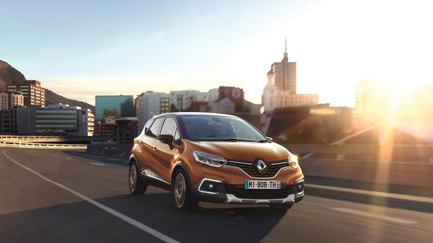 Jellegzetesebb külsővel érkezett meg a frissített Renault Captur