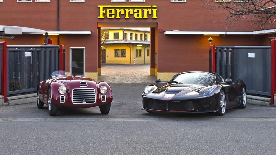 Enzo Ferrari fired up his first car 70 years ago