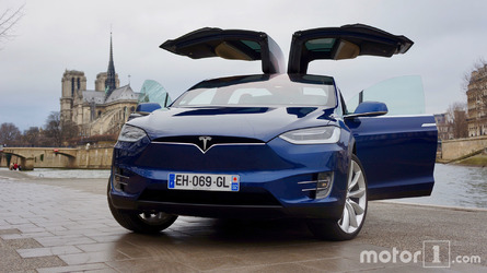 Essai Tesla Model X 90D - Les ailes du désir !
