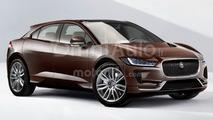 2018 Jaguar I-Pace tasarım yorumu