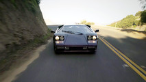 Lamborghini Countach Balboni Video