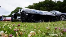 Lamborghini Aventador SV at 2017 Goodwood Festival of Speed