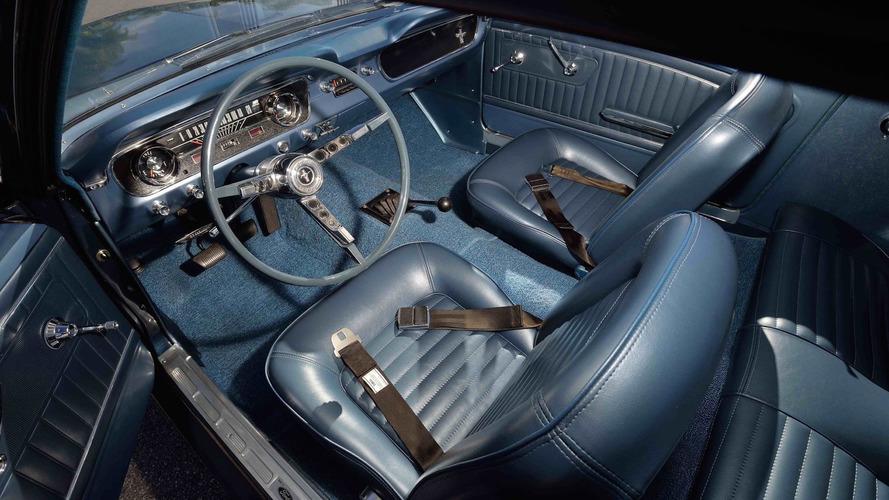 1965 Ford Mustang Hardtop