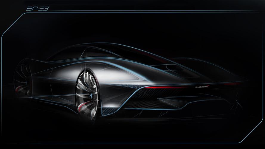 McLaren Hyper-GT Teased, Most Aerodynamic Road Going McLaren Ever