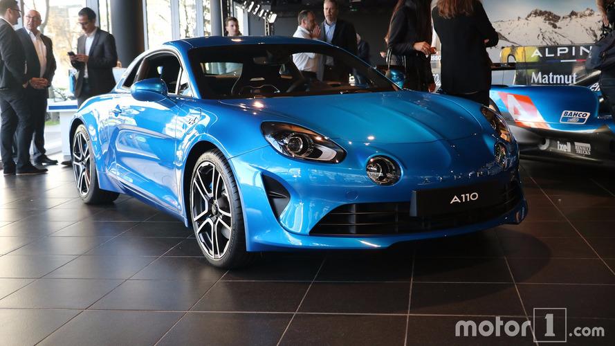 Alpine Working On Porsche Macan Rival