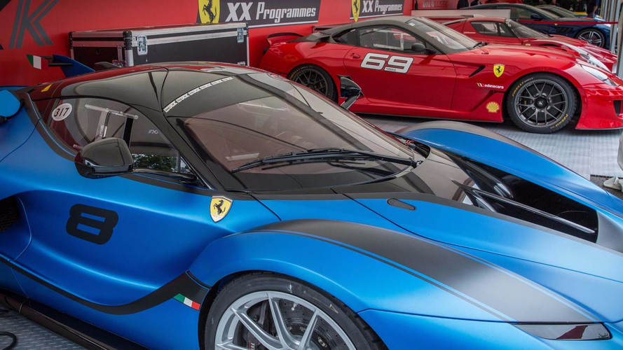 Ferrari Offers 15-Year Extended Warranty For New And Used Cars