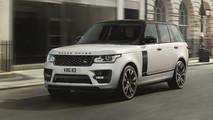 Range Rover SVO Design Pack