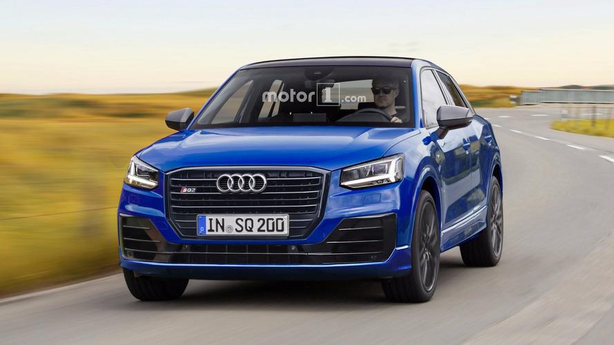 Audi Q2'ye performanslı versiyonlar gelse nasıl olurdu?