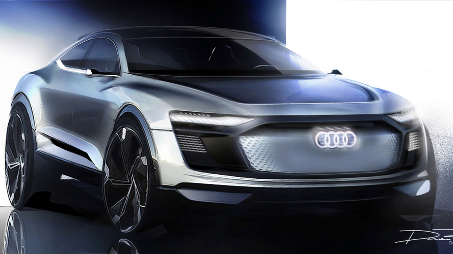 Audi - Premières images du nouveau concept e-tron