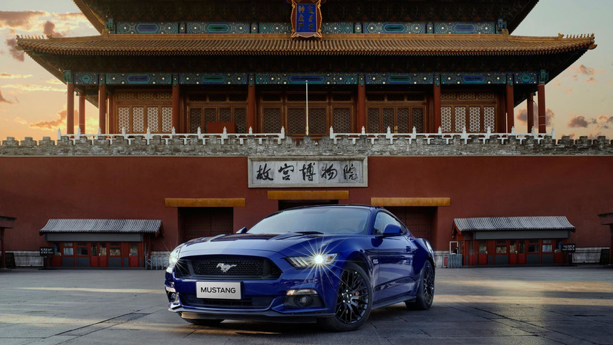 The Best-Selling Sports Car In 2016 Was The Ford Mustang