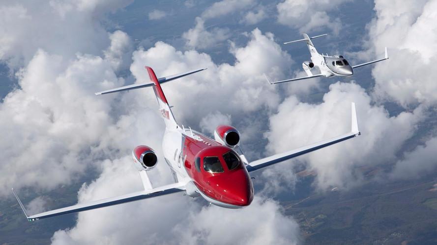 HondaJet Set For Canadian Sales Following Recent Certification
