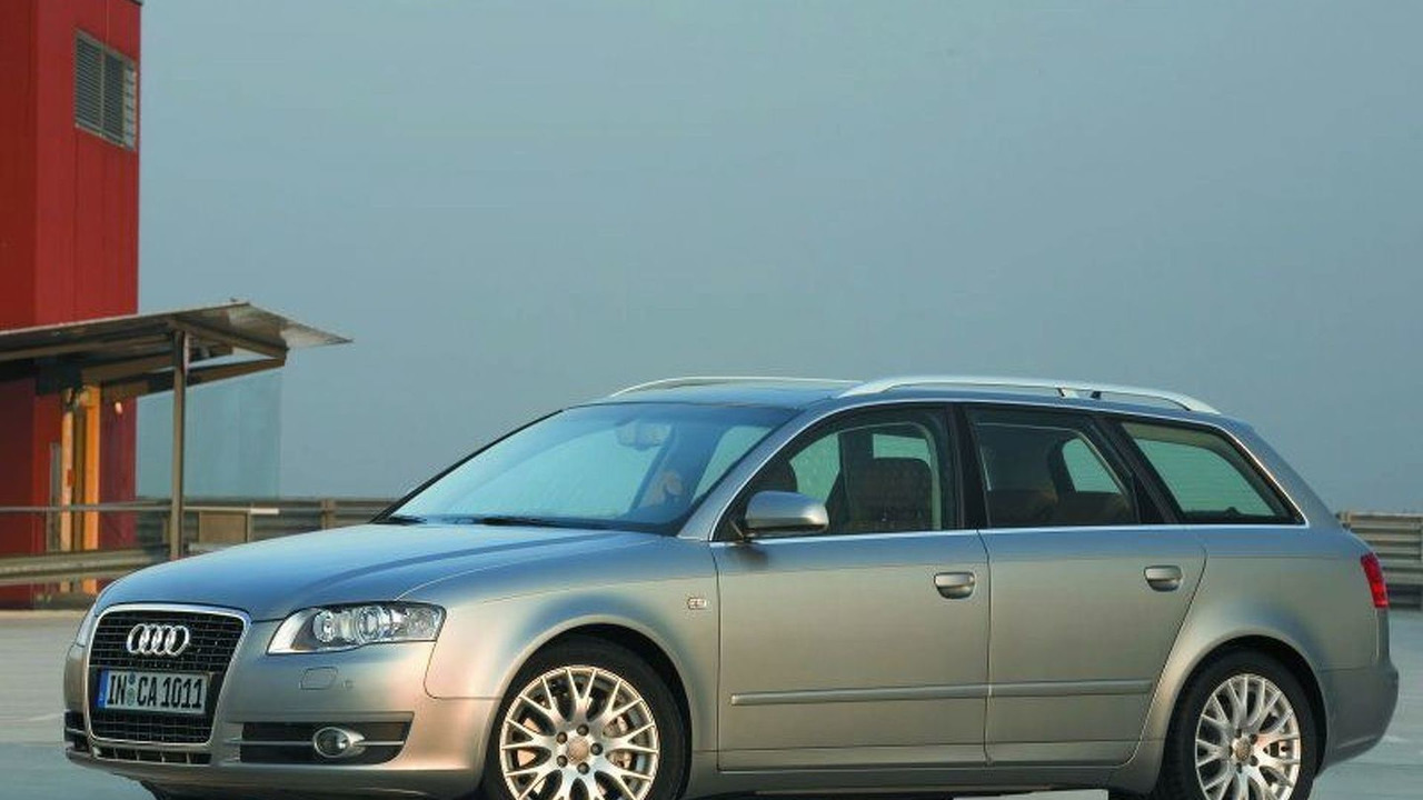 Audi A4 Design Plus package