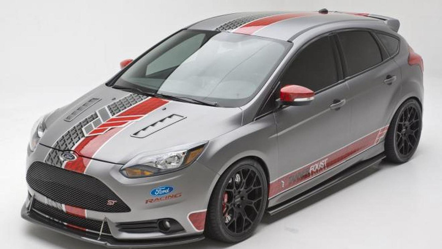 Ford Focus ST Tanner Foust Edition by Cobb Tuning