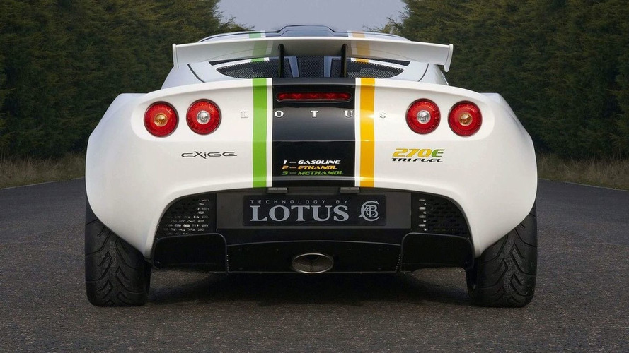 Lotus Exige 270E Tri-Fuel headed for production?
