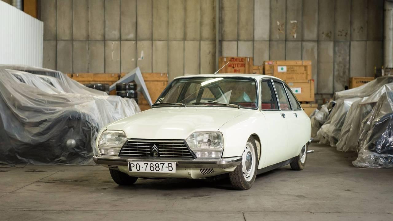 1973 Citroën GS Phase 1