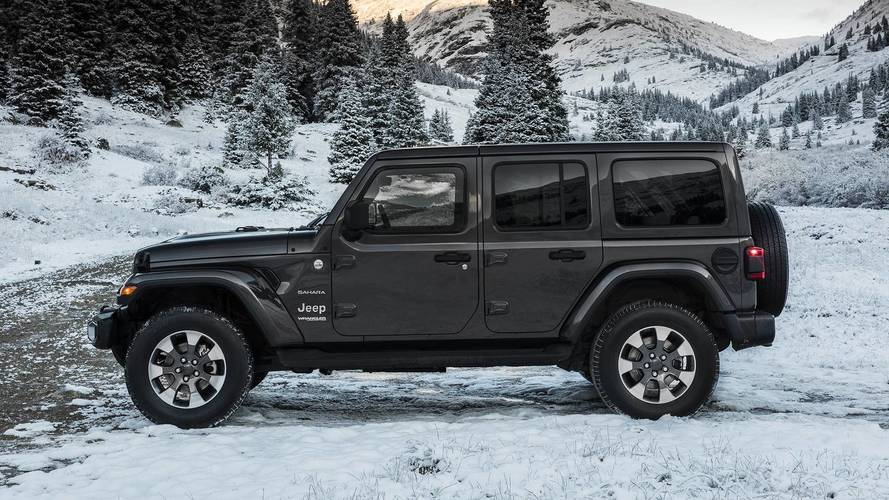Jeep Wrangler Plug-In Hybrid Confirmed For 2020 Model Year