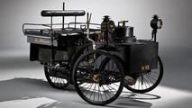 1884 De Dion Bouton et Trepardoux Dos-a-Dos Steam Runabout - 26.9.2011