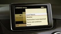 Mercedes COMAND Online infotainment system - 27.10.2011