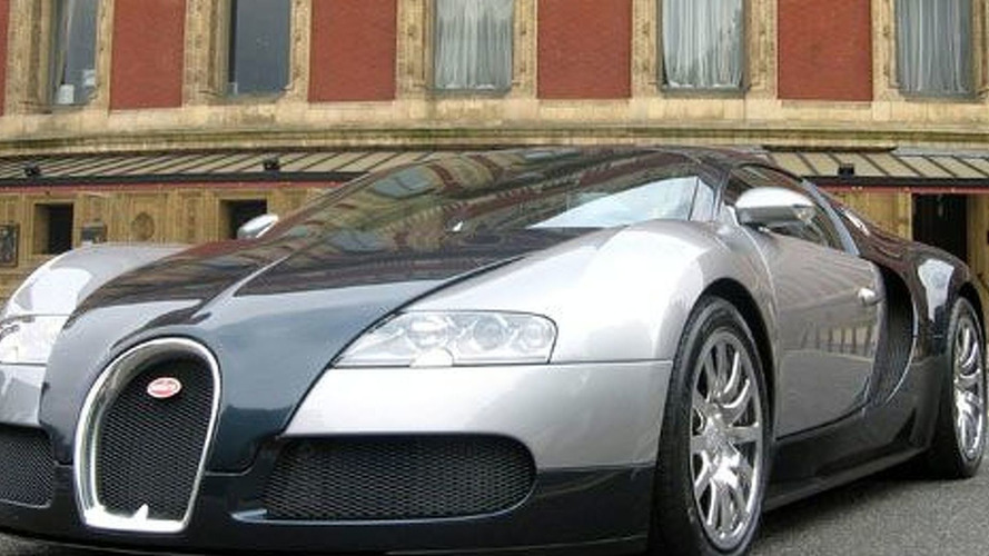 Bugatti Increases Veyron Production