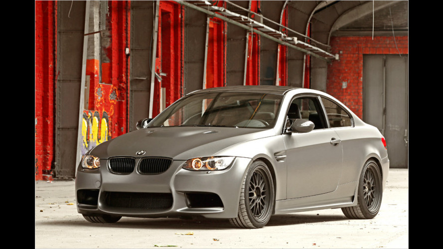 BMW M3: Feiner Ausgeh-Anzug