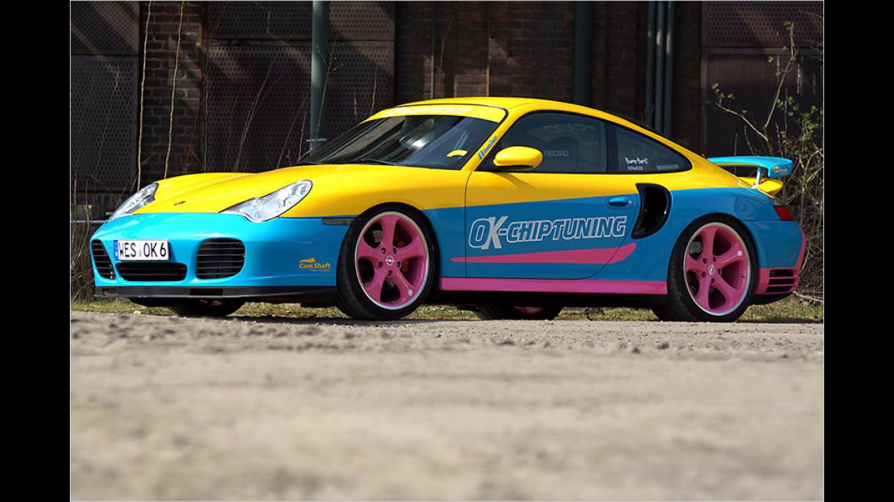 OK Porsche 911 Manta, Manta