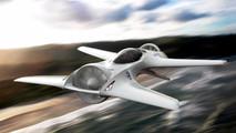 Delorean se lance dans la voiture volante, pour de vrai !