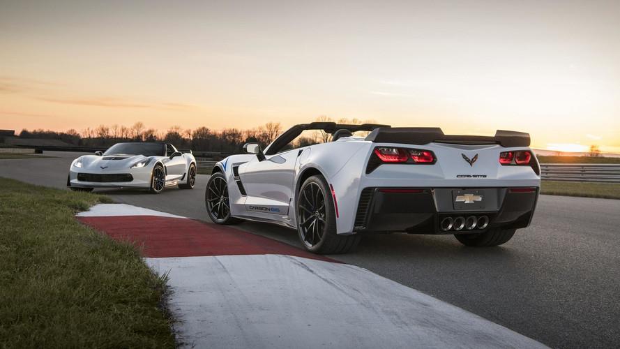2018 Chevrolet Corvette sadece 4 ay üretimde kalacak