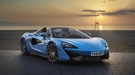 2018 McLaren 570S Spider First Drive: Coupe Who?
