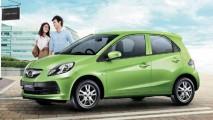 Novo Honda Brio 2011 é lançado na Tailândia - Chega em 2013 ao Brasil