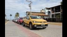 Análise CARPLACE: Strada despenca e Saveiro avança nas vendas de picapes pequenas