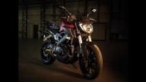 Yamaha mostra caçula da família MT: uma 125 para se desejar