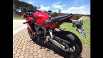 Garagem MOTO#5: Honda CBR 650F pega Yamaha XJ6 F pela frente