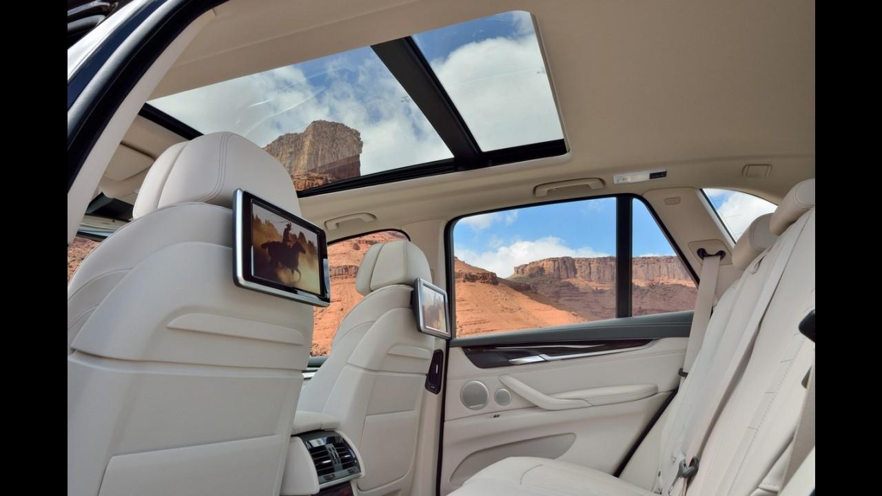 BMW X5 2014 é revelado - confira todos os detalhes (galeria)